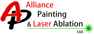 Alliance Painting Logo
